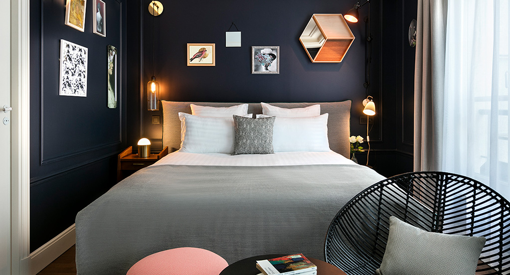 HOTEL ROYAL MADELEINE - Chambre Supérieure (1)