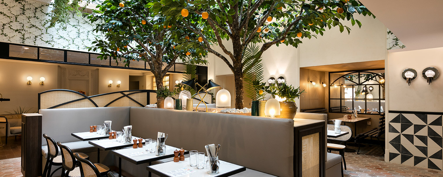 Hotel & Spa Royal Madeleine - Restaurant