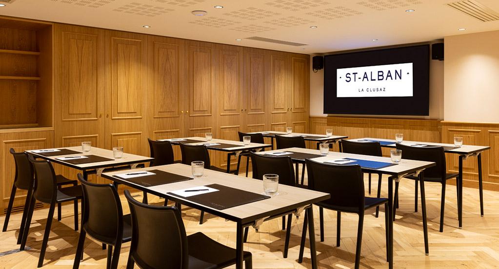 St-Alban Hotel & Spa - Séminaire