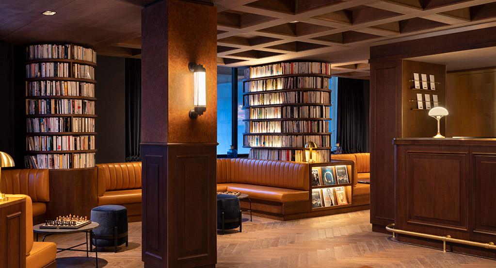 St-Alban Hotel & Spa - Lobby